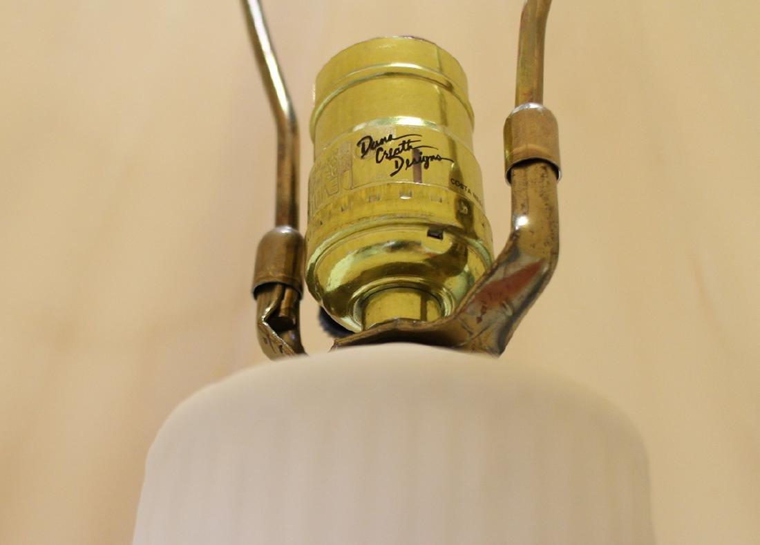 DANA CREATH DESIGNS FORGED IRON FLOOR LAMP - 2