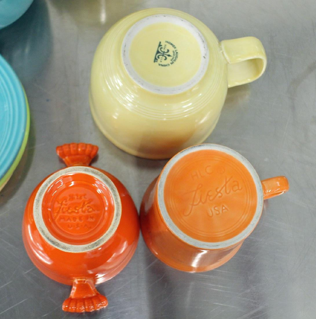FIESTA WARE COLLECTION - 4