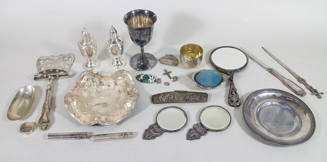 SILVER & SILVERPLATE COLLECTION
