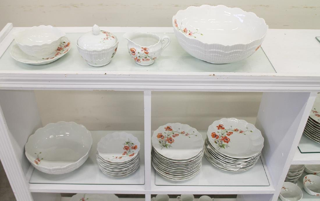 127 PC LIMOGES UNIC GIRAUD CHINA SET - 3