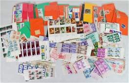 LARGE UNCANCELLED USA STAMPS  MORE
