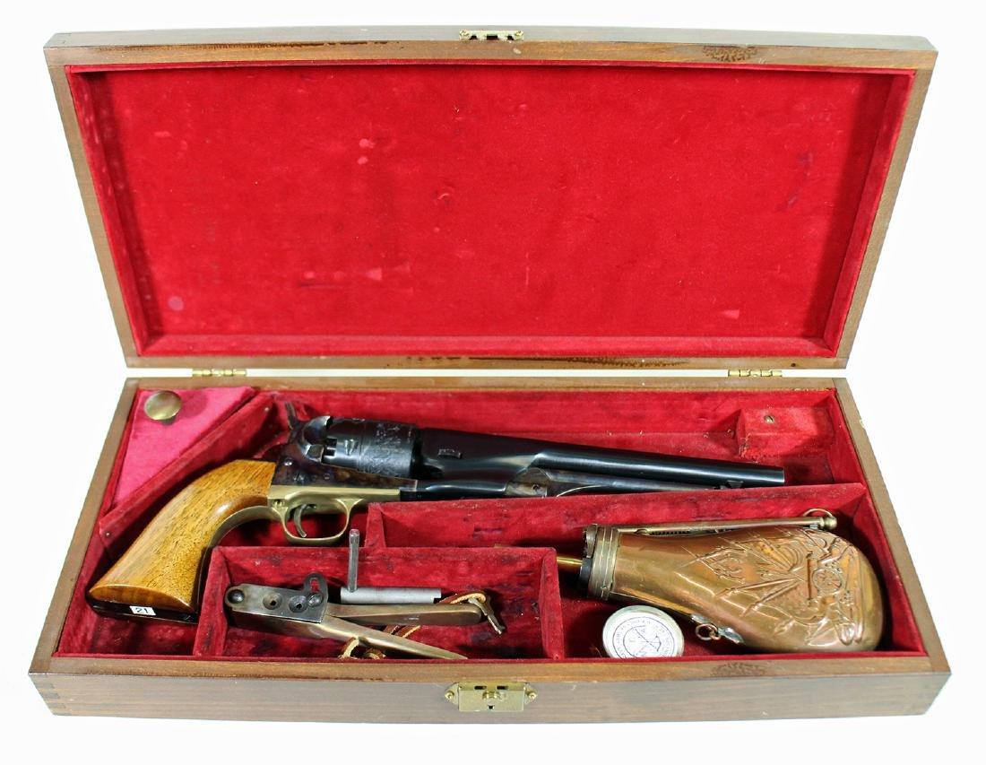 ITALIAN COLT MODEL 1860 ARMY REVOLVER