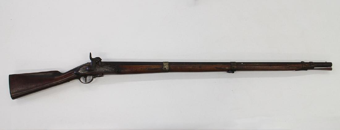 1830 POTSDAM PERCUSSION MUSKET