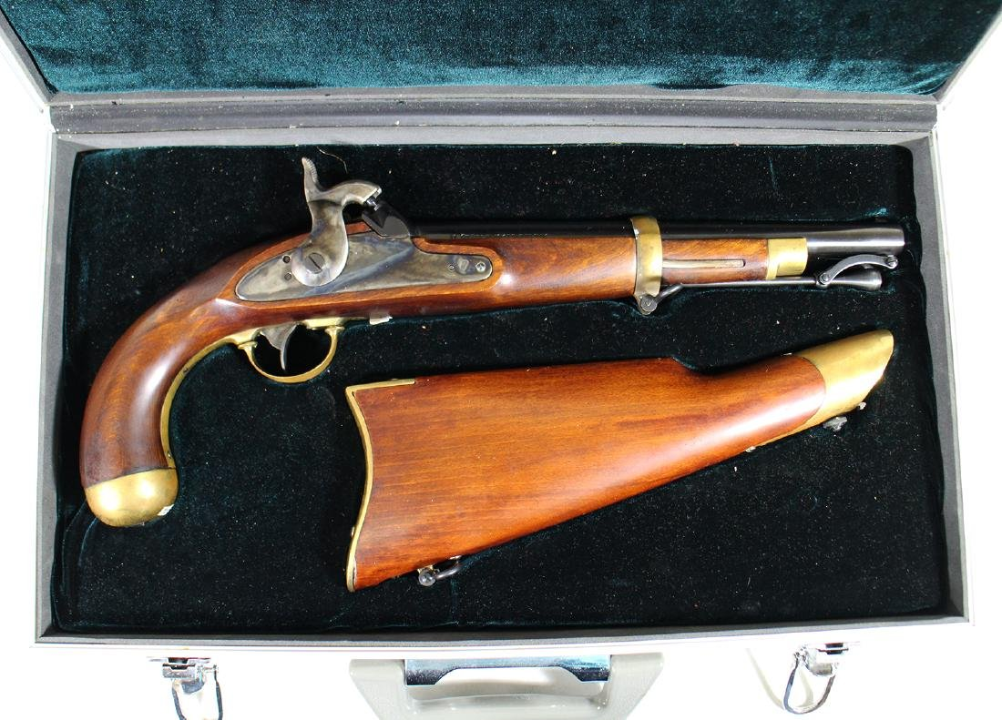 PALMETTO PERCUSSION 1855 US DRAGOON PISTOL