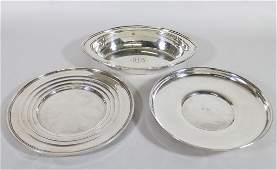 3 PIECE STERLING SILVER GROUP