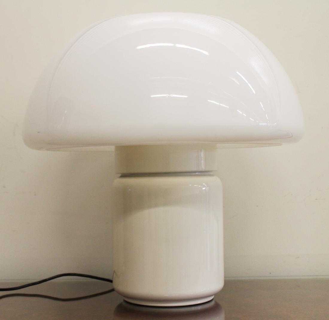 ELIO MARTINELLI MID CENTURY MODERN MUSHROOM LAMP