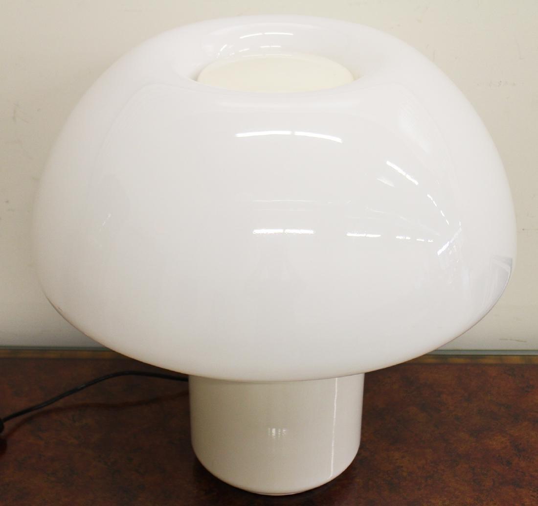 ELIO MARTINELLI MID CENTURY MODERN MUSHROOM LAMP - 3