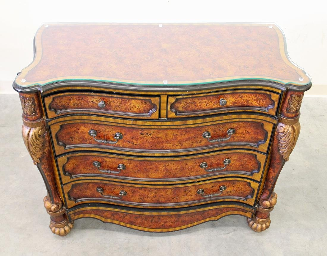 FIVE DRAWER CHEST - 2