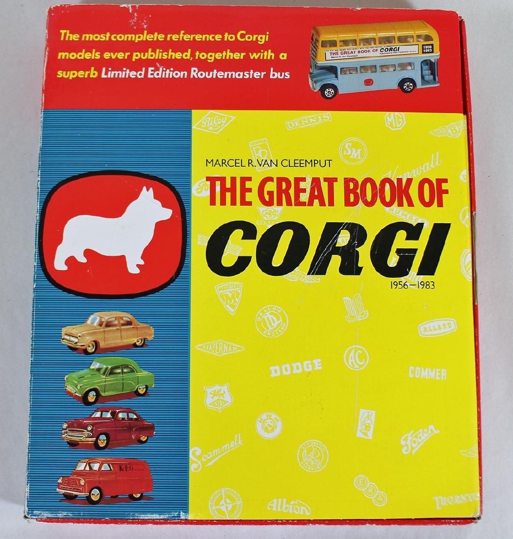 THE GREAT BOOK OF CORGI