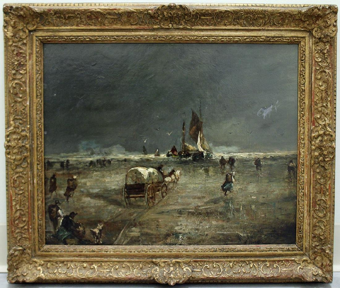 JACOB MARIS PAINTING