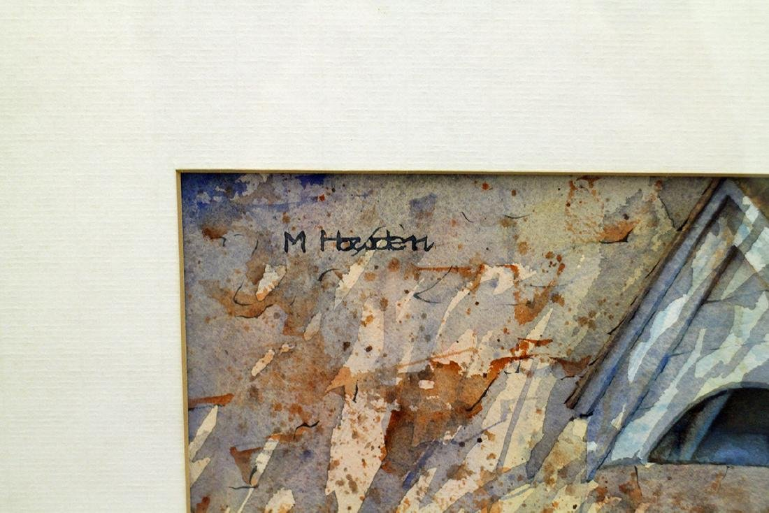 MURRAY HOWDEN WATERCOLOR - 3