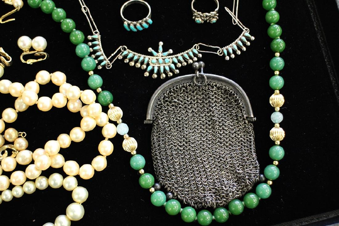 STERLING, COSTUME & MORE JEWERLY COLLECTION - 5