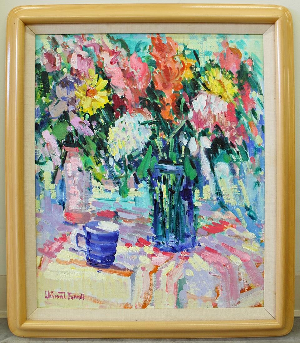 VINCENT FARRELL STILL LIFE PAINTING - 2