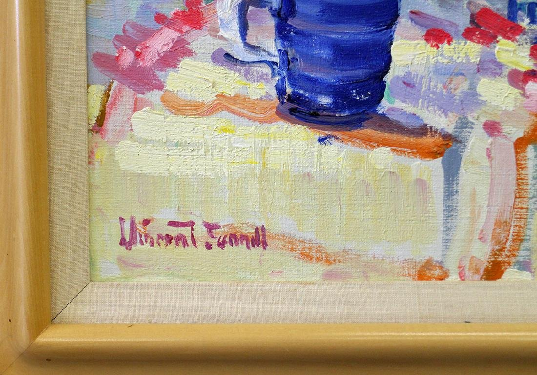 VINCENT FARRELL STILL LIFE PAINTING - 3