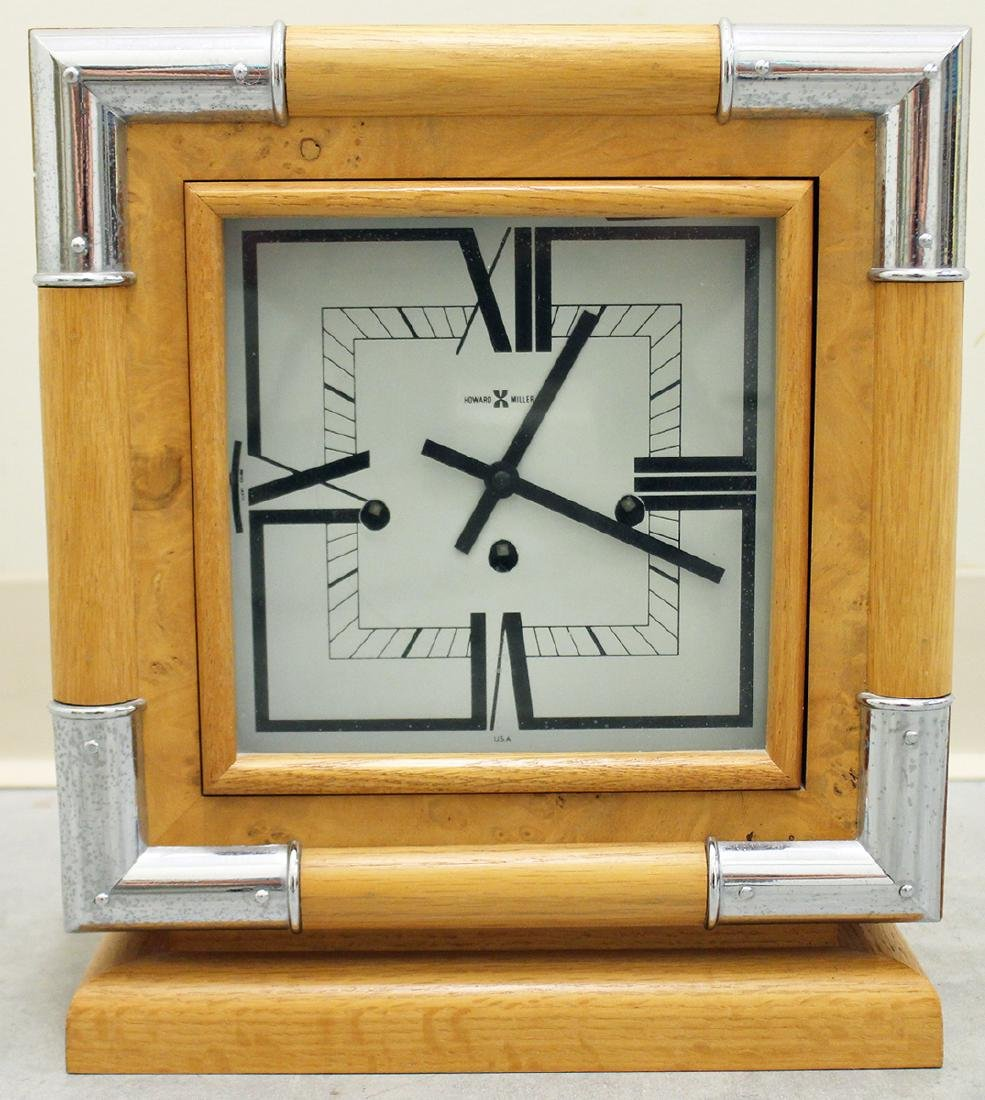 HOWARD MILLER CLOCK - MODEL 5010