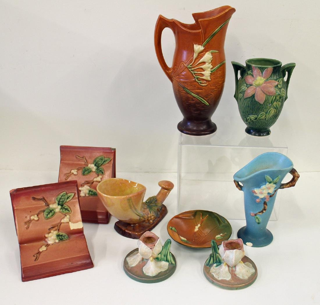 ROSEVILLE POTTERY ASSORTED COLLECTION