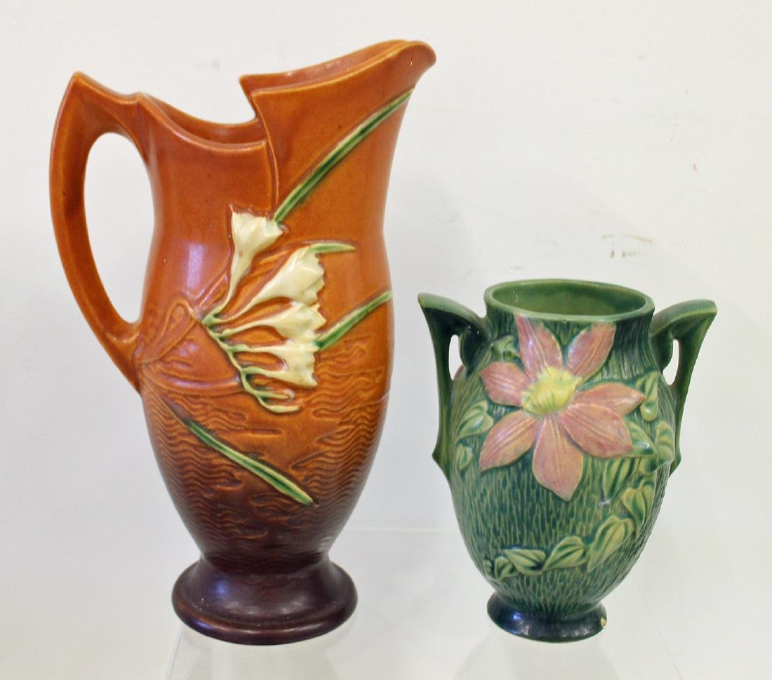 ROSEVILLE POTTERY ASSORTED COLLECTION - 2