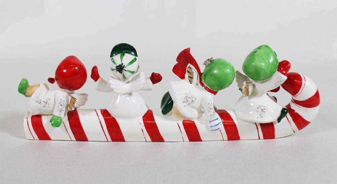 VINTAGE LEFTON MERRY CHRISTMAS CANDY CANE - 3