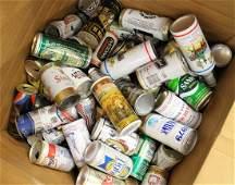 1000  VINTAGE BEER CANS