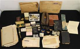 WWII M.I.A. COLLECTION & MORE