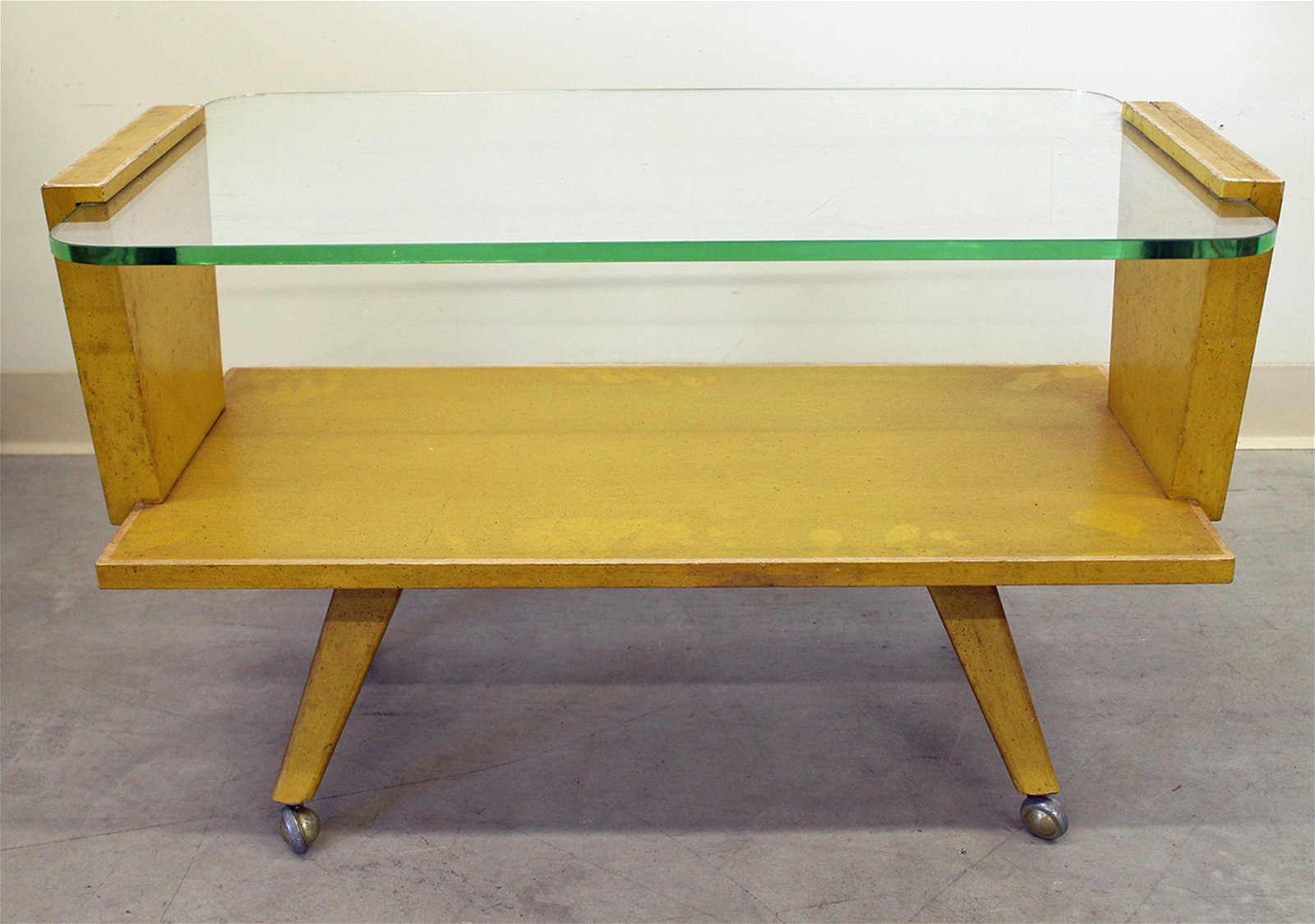 MID CENTURY MODERN VLADIMIR KAGAN TABLE