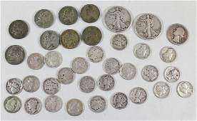 U.S. SILVER COIN COLLECTION