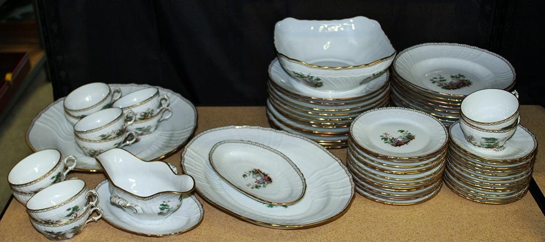 RICHARD GINORI CHINA SET