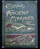 ANCIENT MARINER 1887 ILLUSTRATED BOOK GUSTAVE DORE