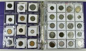 AMERICAN & FOREIGN COIN BOOK