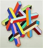 TODD GRAY MODERN GEOMETRIC WALL ART