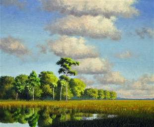 DON BROWN FLORIDA PAINTING