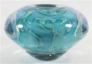 CHRIS HEILMAN ART GLASS SCULPTURE