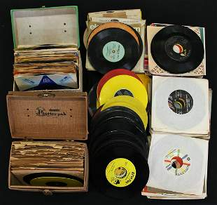 LARGE VINTAGE VINYL RECORD ALBUM COLLECTION