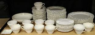62 PC WEDGWOOD QUEENS WARE CHINA SET