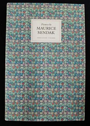 MAURICE SENDAK 1970