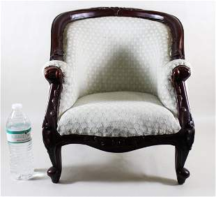 CHILD'S VICTORIAN STYLE CHAIR