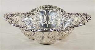 HOWARD & CO. STERLING CENTERPIECE BOWL
