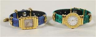 (2) PHILIPPE CHARRIOL WATCHES