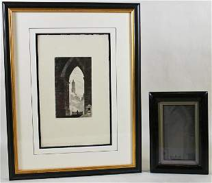 JOHN TAYLOR ARMS ETCHING & PLATE