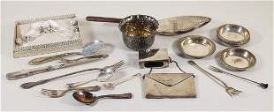 VINTAGE & ANTIQUE STERLING SILVER COLLECTION
