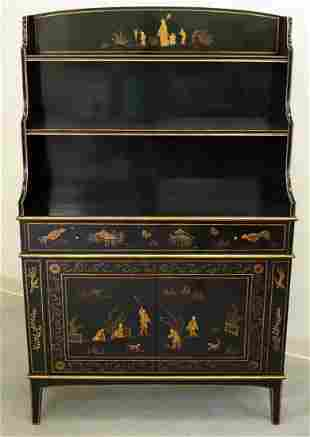 ROSE TARLOW MELROSE HOUSE CHINOISERIE BOOKCASE