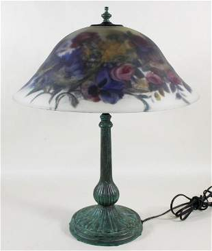 ULLA DARNI REVERSE PAINTED LAMP