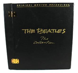 THE BEATLES ORIGINAL MASTER RECORDINGS SET