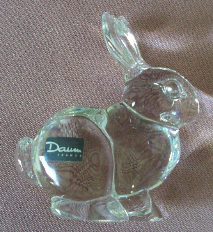 9: Daum Crystal Bunny Rabbit