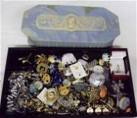 181 Vintage Costume Jewelry Lot