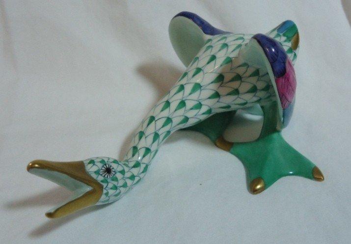 5: Fishnet Herend Wild Duck