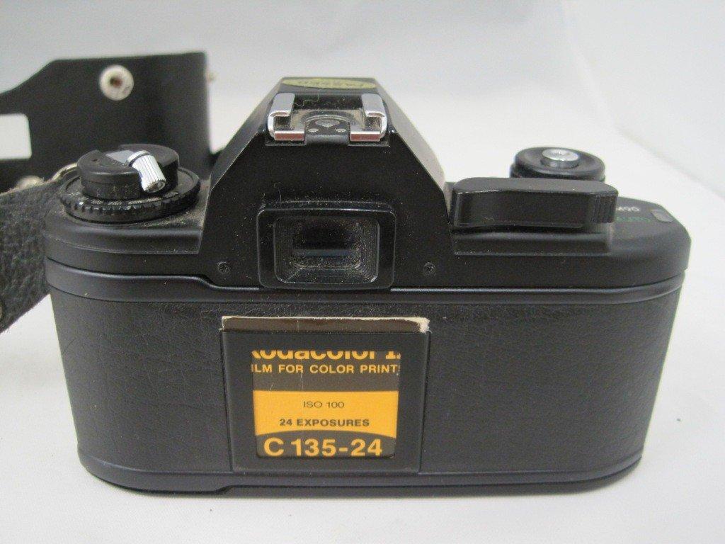 197A: Nikon EM M90 Camera w/ 50MM Lens - 5