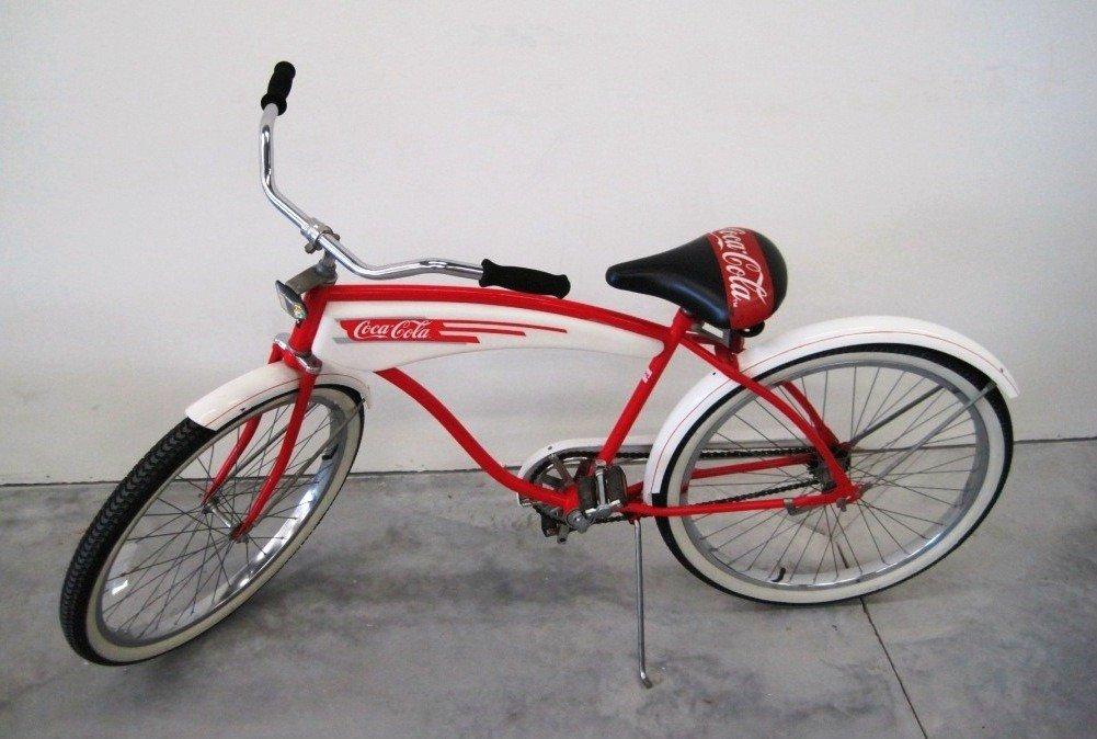 20: Huffy Coca Cola Promotional Bike