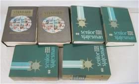 305 6 World Stamp Albums