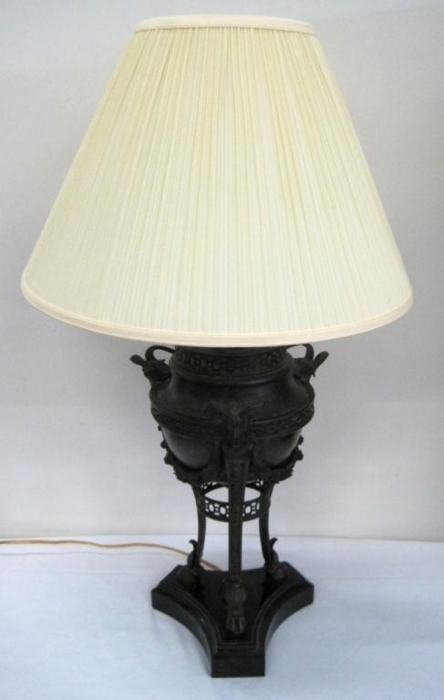 2: RAM'S HEAD LAMP